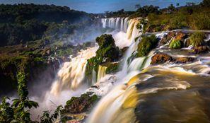 Najam Automobila Iguazu, Argentina