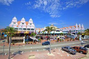 Najam Automobila Orandžestad, Aruba