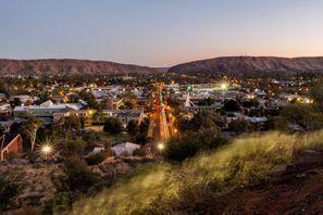 Najam Automobila Alice Springs, Australija