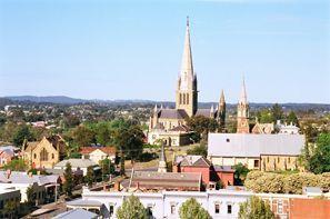 Najam Automobila Bendigo, Australija