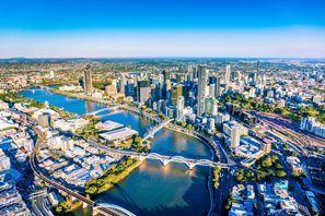 Najam Automobila Brisbane, Australija