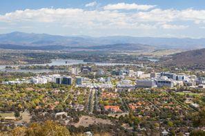 Najam Automobila Canberra, Australija