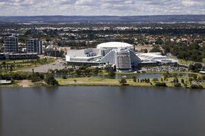 Najam Automobila Casino, Australija