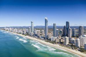 Najam Automobila Gold Coast, Australija