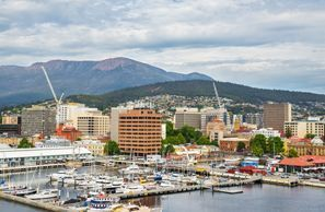 Najam Automobila Hobart, Australija