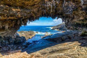Najam Automobila Kangaroo Island, Australija