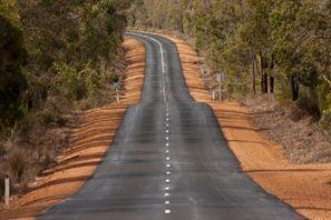 Najam Automobila Mount Barker, Australija