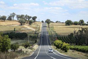 Najam Automobila Mudgee, Australija