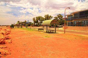 Najam Automobila Onslow, Australija