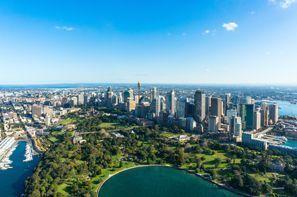 Najam Automobila Parramatta, Australija