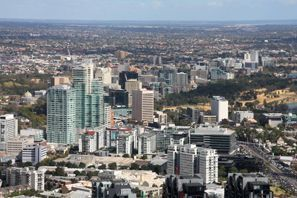 Najam Automobila South Melbourne, Australija