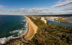 Najam Automobila Sunshine Coast, Australija