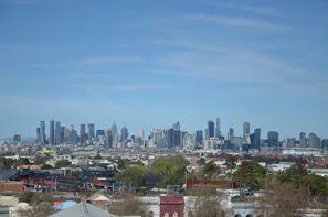 Najam Automobila West Melbourne, Australija