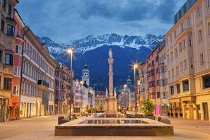Najam Automobila Innsbruck, Austrija