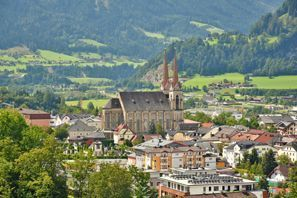 Najam Automobila St. Johann, Austrija