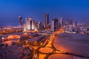 Najam Automobila Manama, Bahrein