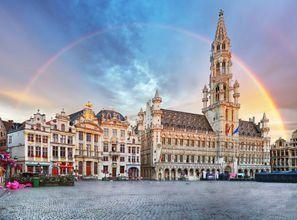 Najam Automobila Brisel, Belgija