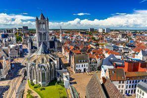 Najam Automobila Ghent, Belgija