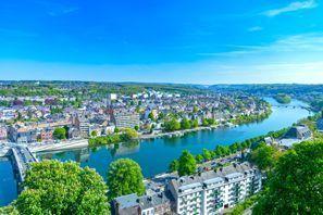 Najam Automobila Namur, Belgija