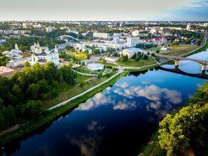 Najam Automobila Vitebsk, Bjelorusija