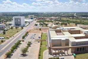 Najam Automobila Gaborone, Bocvana