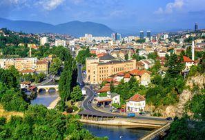 Najam Automobila Sarajevo, Bosna i Hercegovina