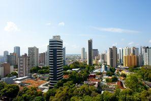 Najam Automobila Belem, Brazil