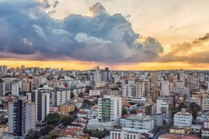 Najam Automobila Belo Horizonte, Brazil