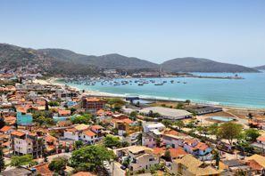 Najam Automobila Cabo Frio, Brazil