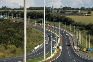 Najam Automobila Caldas Novas, Brazil