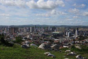 Najam Automobila Caruaru, Brazil