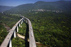 Najam Automobila Cubatao, Brazil