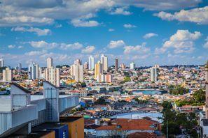 Najam Automobila Diadema, Brazil