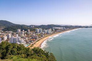 Najam Automobila Itajai, Brazil