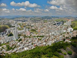Najam Automobila Juiz de Fora, Brazil