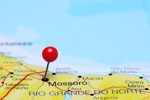 Najam Automobila Mossoro, Brazil
