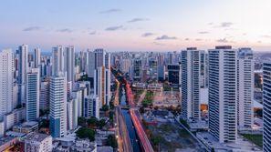 Najam Automobila Recife, Brazil