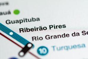 Najam Automobila Ribeirao Pires, Brazil