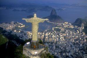 Najam Automobila Rio De Janeiro, Brazil