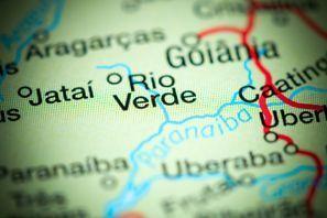 Najam Automobila Rio Verde, Brazil