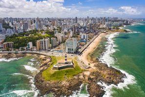 Najam Automobila Salvador, Brazil