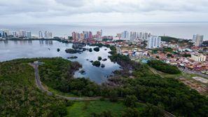 Najam Automobila Sao Luiz, Brazil
