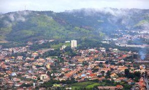 Najam Automobila Sao Roque, Brazil