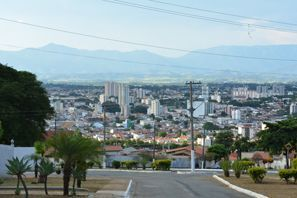 Najam Automobila Taubate, Brazil