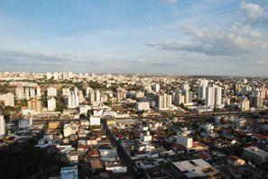 Najam Automobila Uberlandia, Brazil