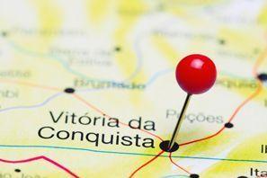 Najam Automobila Vitoria da Conquista, Brazil