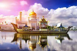 Najam Automobila Bandar Seri Begawan, Brunei
