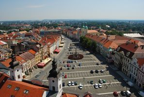 Najam Automobila Hradec Kralove, Češka Republika