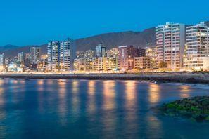 Najam Automobila Antofagasta, Čile