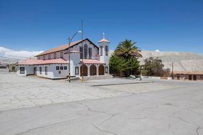 Najam Automobila Calama, Čile